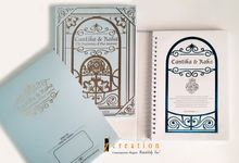 Journal Type Invitation by Icreation
