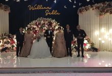 Wedding Of William & Sella by MC Samuel Halim