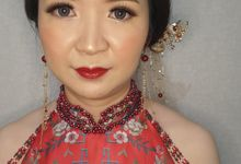 Sangjit of Ms. Herlina by Alexandra Makeup Artist