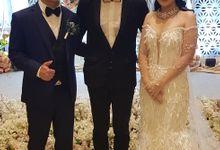 Wedding Of Emil & Monic by MC Samuel Halim