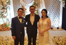 Wedding Of Emil & Monic by MC Samuel Halim