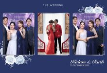 Kalam & Ruth Wedding by Foto moto photobooth