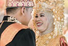 The Wedding of Irma & Afdhal by Halaman Tiga Project