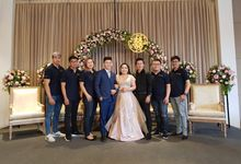 Wedding Intimate Ronald & Yohana by Oscar Organizer