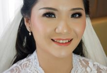 Holy Matrimony Makeup for Nove by Nike Makeup & Hairdo