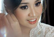 Holy Matrimony Makeup for Katarina by Nike Makeup & Hairdo