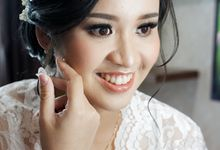 Holy Matrimony Makeup for Katarina by Nike Makeup & Hairdo