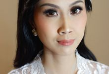 Wedding Day Makeup & Hairdo For Melissa by Nike Makeup & Hairdo