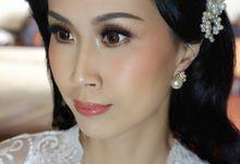 Wedding Day Makeup & Hairdo For Melissa by Nike Makeup & Hairdo