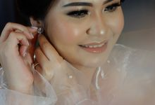 Wedding Makeup For Angel by Nike Makeup & Hairdo