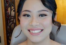 Sister's Makeup by Kezia Evelina Larisa Makeup Artist