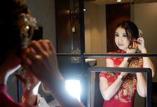 Felik & Shella Sangjit Day by Favor Brides