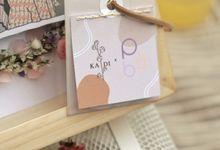 Hanawa Frame by Kadi Atelier