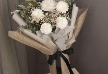 Eterno Bouquet by Kadi Atelier