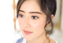 prewed makeup for ms starly by Novysarilim Makeup