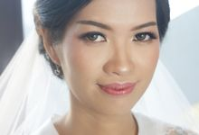 Holy Matrimony Makeup For Ms. Enny by Nike Makeup & Hairdo