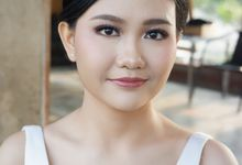 Pre-Wedding Makeup For Giovani by Nike Makeup & Hairdo