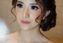 Party Makeup & Hairdo For Veronica by Nike Makeup & Hairdo