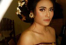 Bali & Indian Wedding by CHERIS'H makeup artist