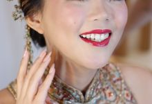 Videoshot for Miss Chinese World 2021 Competition by Makeup by Florencia Melissa