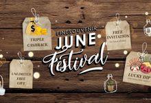 """Fine Souvenir """"June Festival"""" Best Deal by Fine Souvenir"""