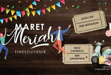 Maret Meriah di Fine Souvenir by Fine Souvenir