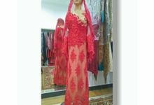 Gaun pesta muslim by Ercella Bridal