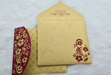 Beautiful Collection of Designer Wedding Invitations by 123WeddingCards