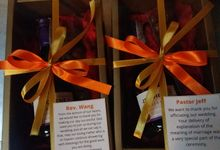 Wedding Souvenirs For Principal Sponsors by Megabites Chocolate