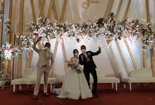 Leo & Jeni Wedding by HENRY BRILLIANTO