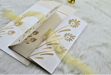 Fully Customizable Elegant Wedding Invitations by 123WeddingCards
