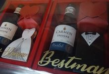 Filipino Wedding Sponsor Gifts by Megabites Chocolate