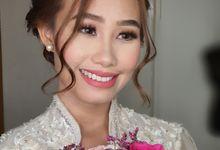 Bride KIM by Makeup by Joy Mabasa