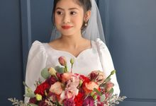 Bride LOVELY by Makeup by Joy Mabasa