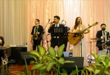 Roland & Marceline WEDDING 6 FEBRUARI 2021 by Sixth Avenue Entertainment