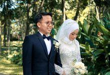 WEDDING DIDIT & ACA by Alfabet Creative by Alfabet Creative