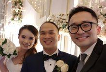 Wedding of Roswell & Mega by MC Samuel Halim