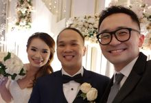 Wedding of Roswell & Mega by MC Samuel Halim