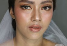 Classic Gold Tone For Holy Matrimony by Hana Gloria MUA