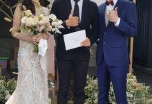 Wedding Of Stephanus & Lilies by MC Samuel Halim