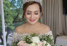 Bride GRETCHEN by Makeup by Joy Mabasa
