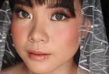 Holy Matrimony Makeup Hairdo  2021 by Hana Gloria MUA
