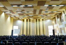 Gedung PODIUM Hall by Podium Wedding Hall