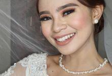 Bride ALIAH by Makeup by Joy Mabasa