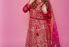 Shahnaz Bridal Dress Rp 1.300.000 by Raniah Boutique X Zaniraa