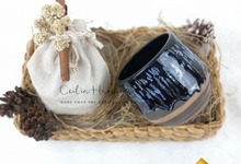 Black Petunia Hampers by Ceiliachic