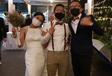 Wedding Of Edwin & Widi by MC Samuel Halim