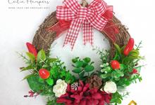 Ginger Wreath by Ceiliachic