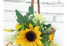 Flower Basket by Ceiliachic