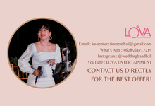 ATTENTION!!! by LOVA BAND ENTERTAINMENT BALI